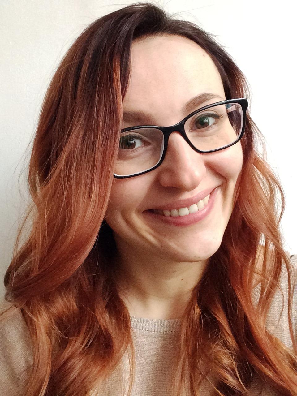 Anna Bak portret
