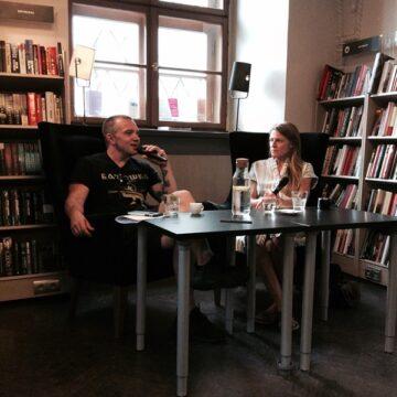 Łukasz Orbitowski i jego 10 rad dla pisarzy