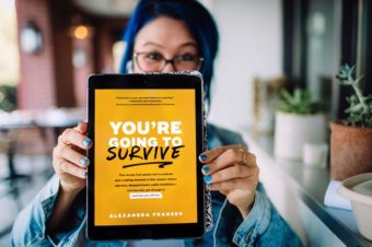 You're Going to Survive – wywiad z Alexandrą Franzen